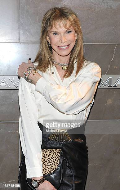Ann Turkel arrives at the David Yurman Event hosted by Alana Stewart to benefit The John Wayne Cancer Institute at David Yurman Rodeo Drive Boutique...