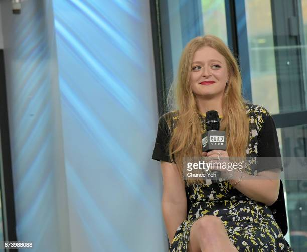 Anna Baryshnikov attends Build series to dicuss 'Superior Donuts' at Build Studio on April 27 2017 in New York City