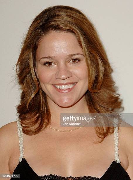 Anna Belknap during The Museum of Television Radio Honors Leslie Moonves and Jerry Bruckheimer Arrivals at Beverly Wilshire Hotel in Beverly Hills...