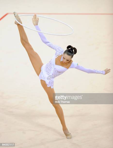 anna bessonova Anna volodymyrivna bessonova is a retired ukrainian rhythmic gymnast she is a two-time olympic bronze medalist at the 2004 and 2008 olympic games she was the all-around champion of the 2007 world championships olympics.