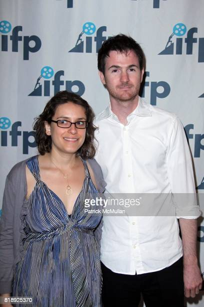Anna Boden and Ryan Fleck attend INDEPENDENT FILMMAKER PROJECT Spring Gala at DVF Studio on May 5 2010 in New York City