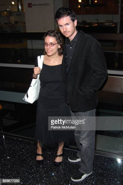 Anna Boden and Ryan Fleck attend Los Angeles Premiere of SUGAR at Silver Screen Theater on March 18 2009 in West Hollywood California