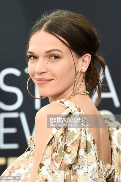 Anna Brewster from TV Show 'Versailles' poses for a Photocall during the 57th Monte Carlo TV Festival Day Two on June 17 2017 in MonteCarlo Monaco