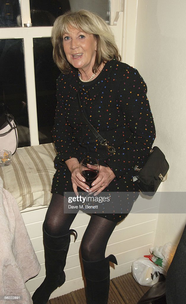 Anna Brolin attends the aftershow party followlng the UK Premiere of 'Stoned,' at Century on November 17, 2005 in London, England. The British film chronicles the life and death of Rolling Stones co-founder Brian Jones, found drowned just weeks after being let go from the band.