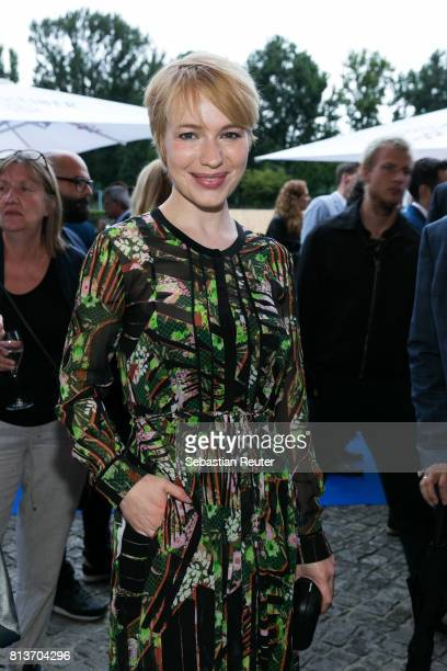 Anna Brueggemann attends the summer party 2017 of the German Producers Alliance on July 12 2017 in Berlin Germany