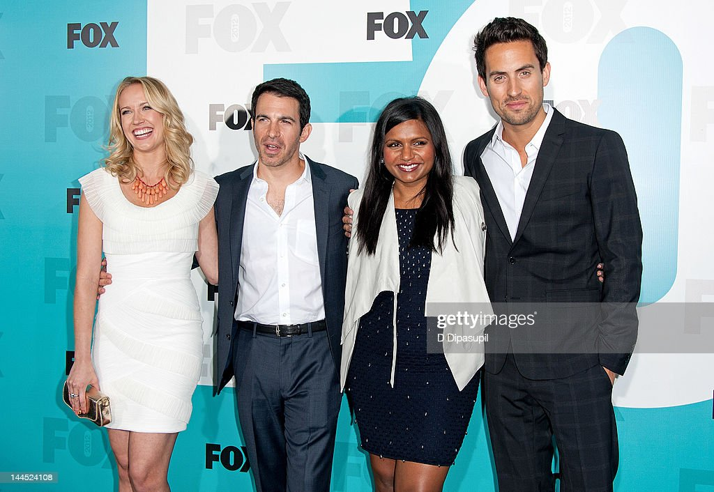 <a gi-track='captionPersonalityLinkClicked' href=/galleries/search?phrase=Anna+Camp&family=editorial&specificpeople=3144642 ng-click='$event.stopPropagation()'>Anna Camp</a>, <a gi-track='captionPersonalityLinkClicked' href=/galleries/search?phrase=Chris+Messina&family=editorial&specificpeople=541094 ng-click='$event.stopPropagation()'>Chris Messina</a>, <a gi-track='captionPersonalityLinkClicked' href=/galleries/search?phrase=Mindy+Kaling&family=editorial&specificpeople=743884 ng-click='$event.stopPropagation()'>Mindy Kaling</a>, and Ed Weeks attend the Fox 2012 Programming Presentation Post-Show Party at Wollman Rink - Central Park on May 14, 2012 in New York City.