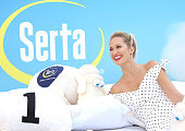 Anna Camp Joins Serta Mattress To Announce Nationwide...