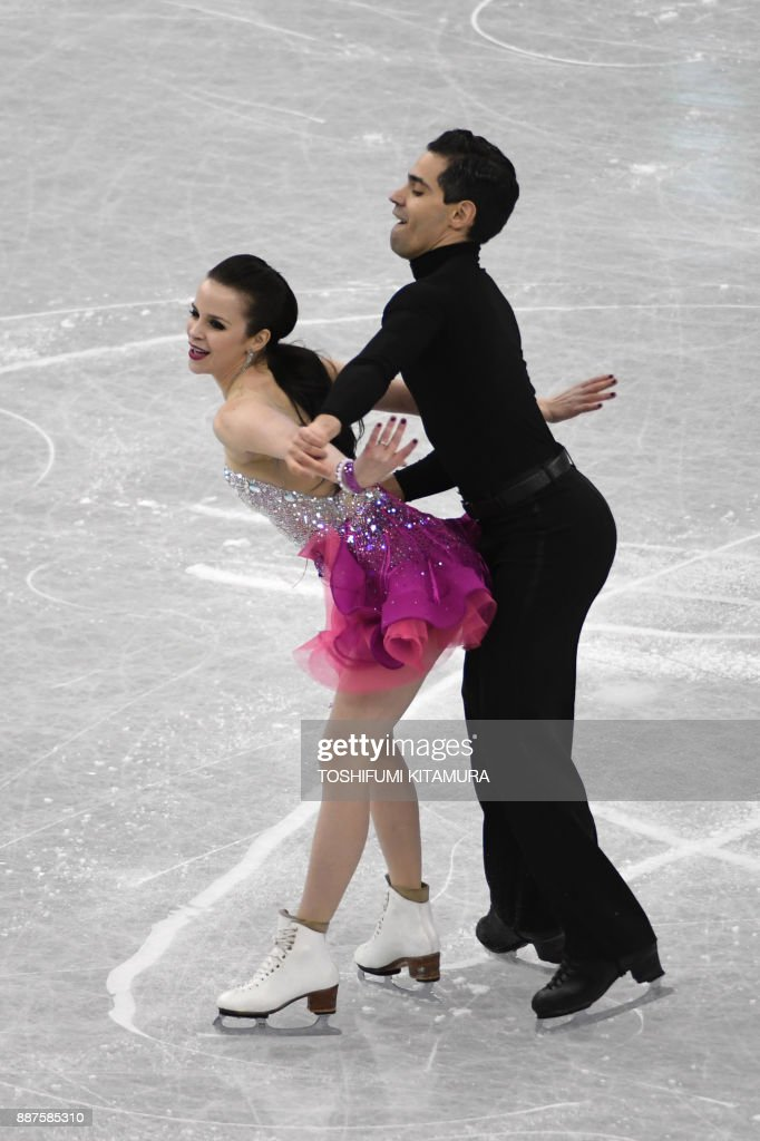 Анна Капеллини - Лука Ланоте / Anna CAPPELLINI - Luca LANOTTE ITA - Страница 10 Anna-cappellini-and-luca-lanotte-of-italy-compete-during-the-ice-picture-id887585310