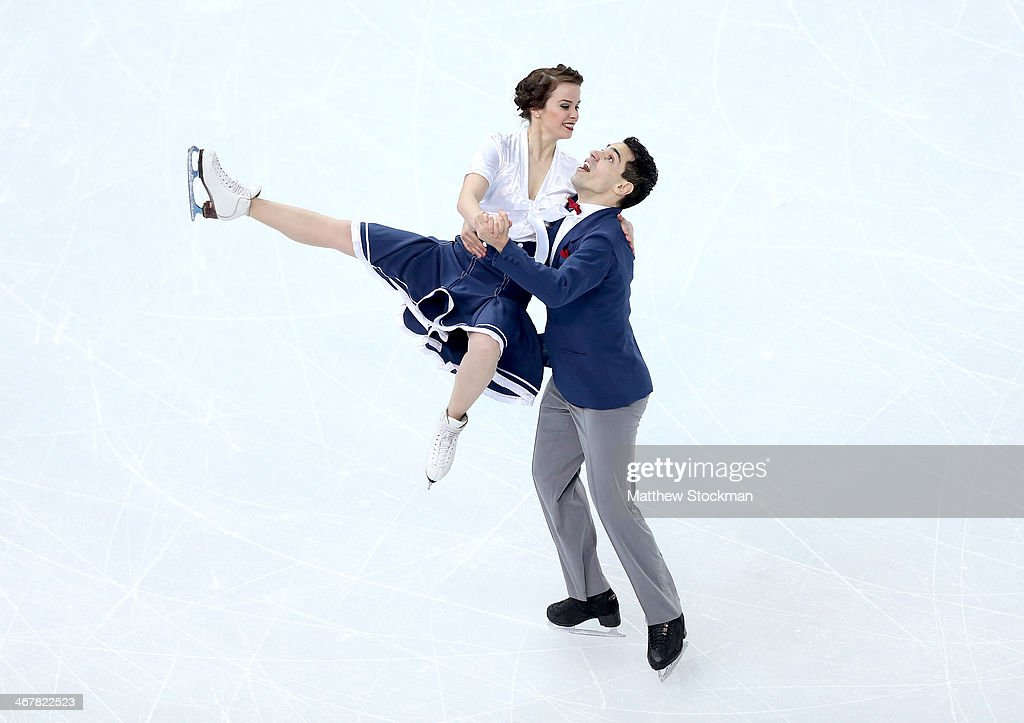 Figure Skating - Winter Olympics Day 1