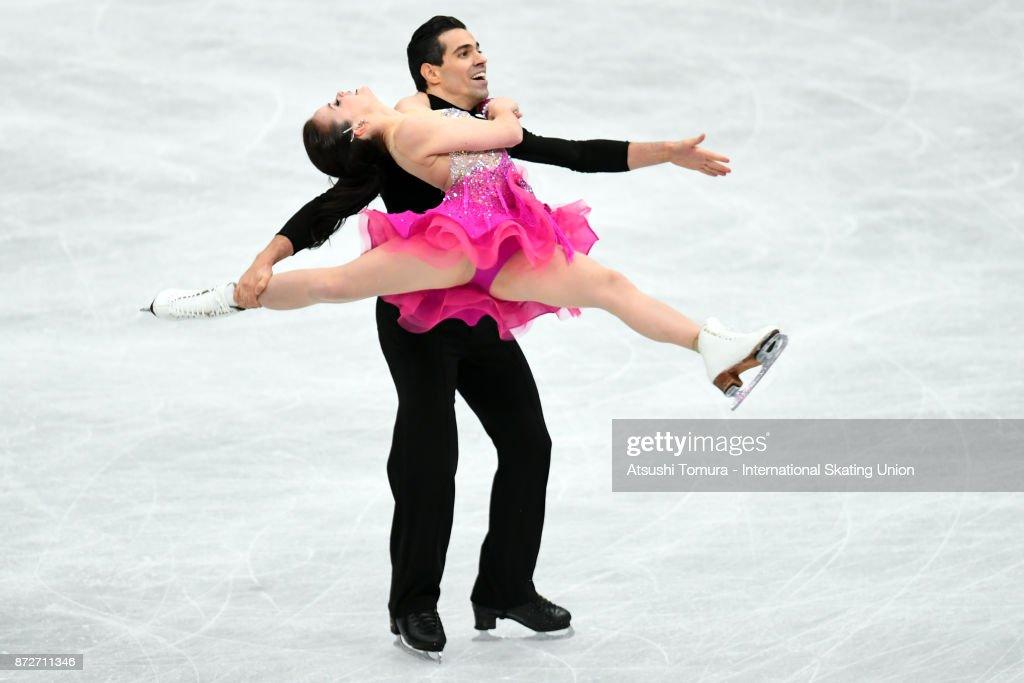 Анна Капеллини - Лука Ланоте / Anna CAPPELLINI - Luca LANOTTE ITA - Страница 9 Anna-cappellini-and-luca-lanotte-of-italy-compete-in-the-ice-dance-picture-id872711346