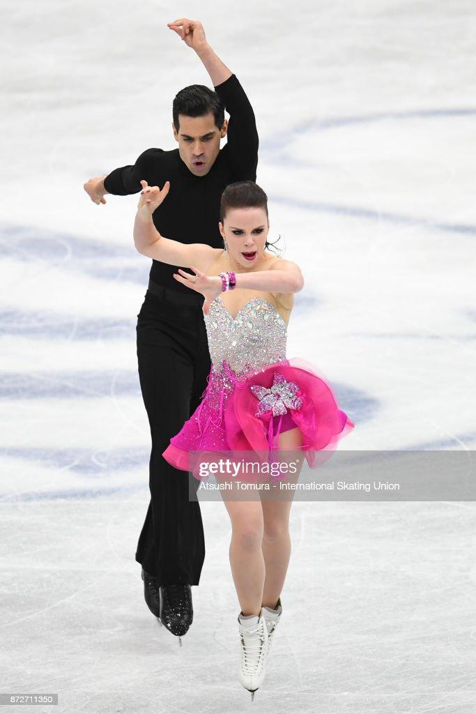 Анна Капеллини - Лука Ланоте / Anna CAPPELLINI - Luca LANOTTE ITA - Страница 9 Anna-cappellini-and-luca-lanotte-of-italy-compete-in-the-ice-dance-picture-id872711350