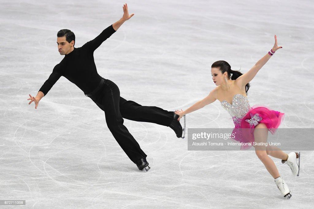 Анна Капеллини - Лука Ланоте / Anna CAPPELLINI - Luca LANOTTE ITA - Страница 9 Anna-cappellini-and-luca-lanotte-of-italy-compete-in-the-ice-dance-picture-id872711358
