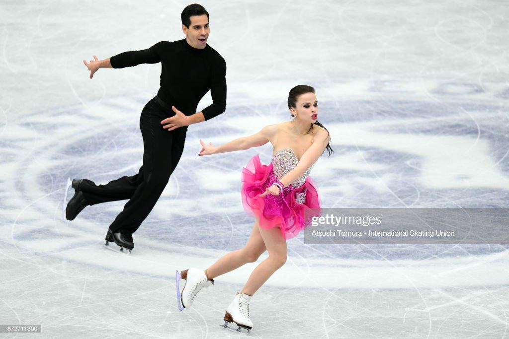 Анна Капеллини - Лука Ланоте / Anna CAPPELLINI - Luca LANOTTE ITA - Страница 9 Anna-cappellini-and-luca-lanotte-of-italy-compete-in-the-ice-dance-picture-id872711360