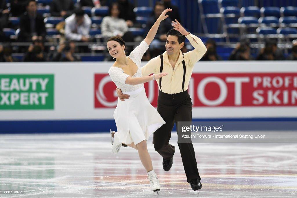 Анна Капеллини - Лука Ланоте / Anna CAPPELLINI - Luca LANOTTE ITA - Страница 10 Anna-cappellini-and-luca-lanotte-of-italy-compete-in-the-ice-dance-picture-id888714872
