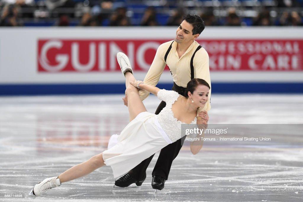 Анна Капеллини - Лука Ланоте / Anna CAPPELLINI - Luca LANOTTE ITA - Страница 10 Anna-cappellini-and-luca-lanotte-of-italy-compete-in-the-ice-dance-picture-id888714898