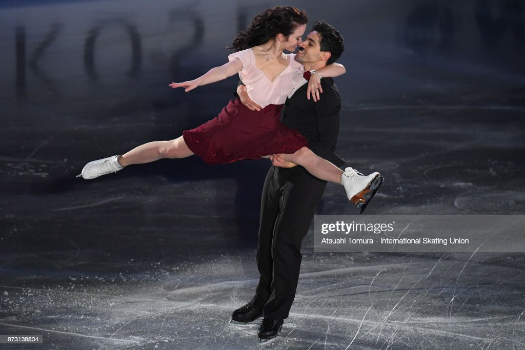 Анна Капеллини - Лука Ланоте / Anna CAPPELLINI - Luca LANOTTE ITA - Страница 9 Anna-cappellini-and-luca-lanotte-of-italy-perform-in-the-gala-during-picture-id873138804