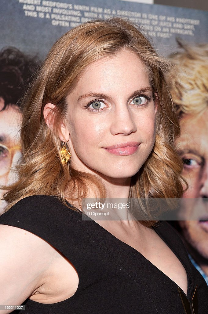 Anna Chlumsky attends 'The Company You Keep' New York Premiere at The Museum of Modern Art on April 1, 2013 in New York City.