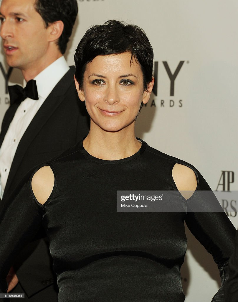 Anna D. Shapiro attends the 65th Annual Tony Awards at the Beacon Theatre on June 12, 2011 in New York City.