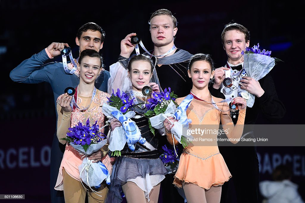 Екатерина Борисова-Дмитрий Сопот Anna-duskova-and-martin-bidar-of-czech-republic-and-silver-medal-picture-id501106630