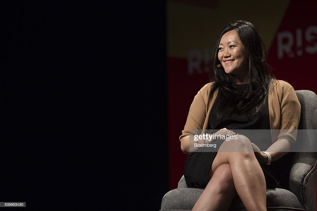 Anna Fang, partner and chief executive officer of ZhenFund, attends the Rise conference in Hong Kong, China, on Tuesday, May 31, 2016. The conference runs through June 2. Photographer: Justin Chin/Bloomberg via Getty Images