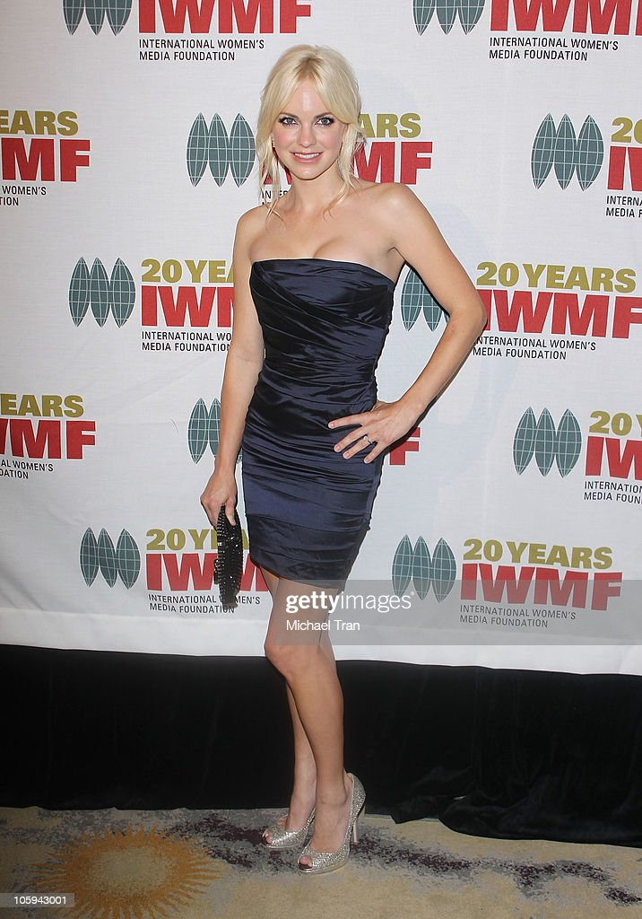 <a gi-track='captionPersonalityLinkClicked' href=/galleries/search?phrase=Anna+Faris&family=editorial&specificpeople=213899 ng-click='$event.stopPropagation()'>Anna Faris</a> arrives at The International Women's Media Foundation's 'Courage In Journalism' awards held at Beverly Hills Hotel on October 21, 2010 in Beverly Hills, California.