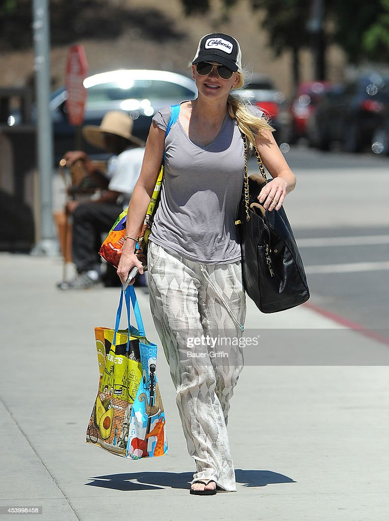 Anna Faris is seen on August 22, 2014 in Los Angeles, California.