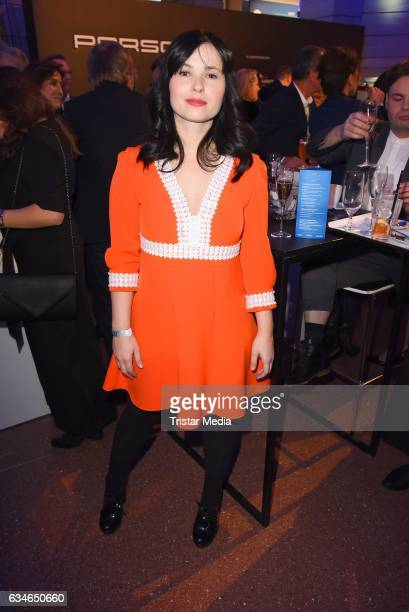 Anna Fischer attends the Blue Hour Reception hosted by ARD during the 67th Berlinale International Film Festival Berlin on February 10 2017 in Berlin...