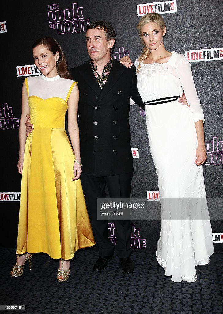 <a gi-track='captionPersonalityLinkClicked' href=/galleries/search?phrase=Anna+Friel&family=editorial&specificpeople=202225 ng-click='$event.stopPropagation()'>Anna Friel</a>, <a gi-track='captionPersonalityLinkClicked' href=/galleries/search?phrase=Steve+Coogan&family=editorial&specificpeople=204648 ng-click='$event.stopPropagation()'>Steve Coogan</a> and <a gi-track='captionPersonalityLinkClicked' href=/galleries/search?phrase=Tamsin+Egerton&family=editorial&specificpeople=2118936 ng-click='$event.stopPropagation()'>Tamsin Egerton</a> attend 'The Look Of Love' UK premiere at Curzon Soho on April 15, 2013 in London, England.