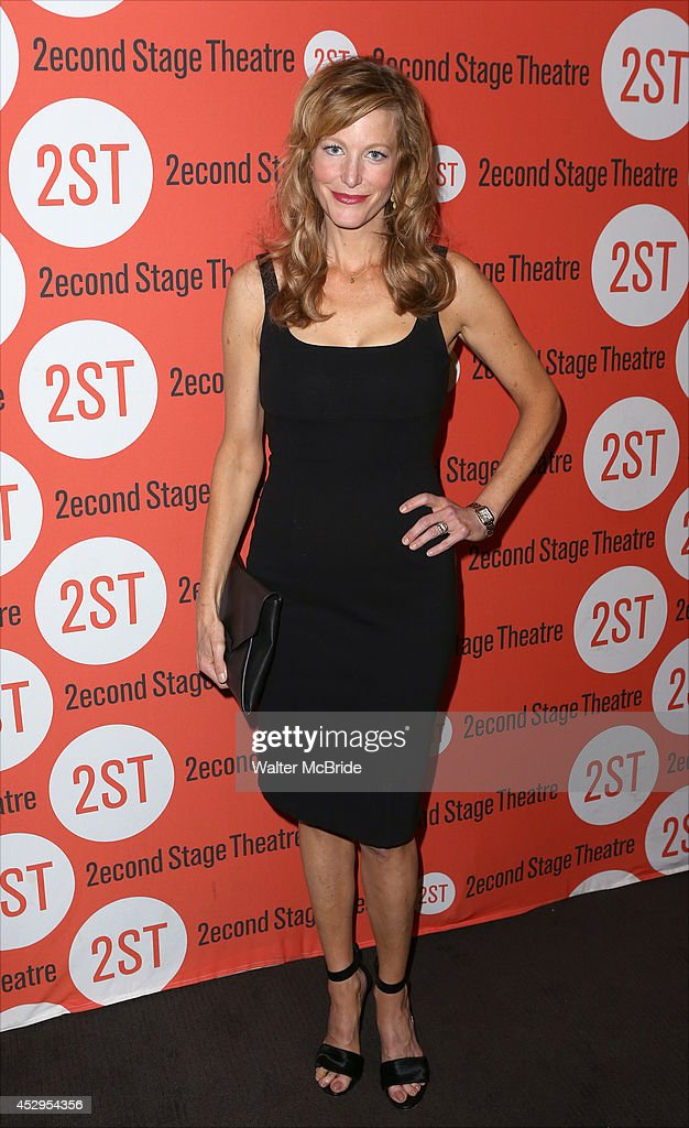 Anna Gunn attends the OffBroadway Opening Night After Party for 'Sex with Strangers' at Four at Yotel on July 30 2014 in New York City