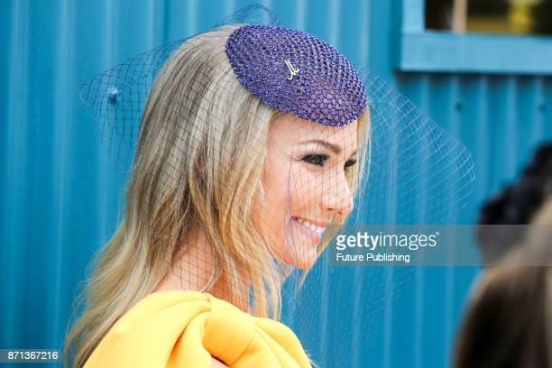Anna Heinrich poses at the Melbourne Cup CarnivalPHOTOGRAPH BY Chris Putnam / Barcroft Images 44 207 033 1031 Ehello@barcroftmediacom New YorkT1 212...