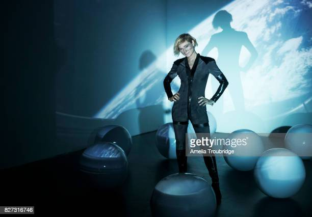 Anna Hill is an artist designer innovator and entrepreneur Sheís motivated by the constructive creative use of space technology and how it can solve...
