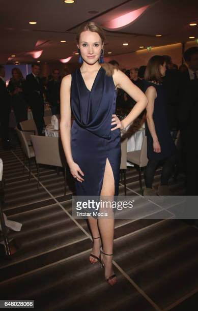 Anna Hofbauer attends the Media Entertainment Night at the West Hotel Elbphilharmonie on February 27 2017 in Hamburg Germany