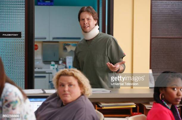 PROJECT 'Anna Jeremy's Meryl Streep Costume Party' Episode 605 Pictured Fortune Feimster as Colette KimballKinney Ike Barinholtz as Morgan Tookers...