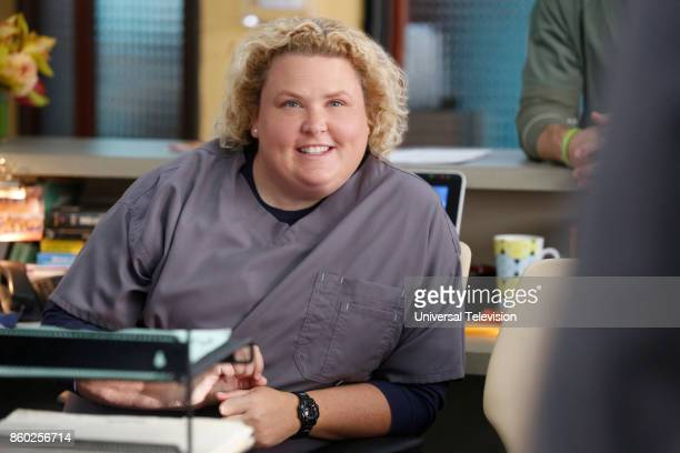 PROJECT 'Anna Jeremy's Meryl Streep Costume Party' Episode 605 Pictured Fortune Feimster as Colette KimballKinney