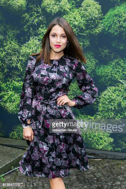 Anna Julia Kapfelsperger attends the summer party 2017 of the German Producers Alliance on July 12 2017 in Berlin Germany