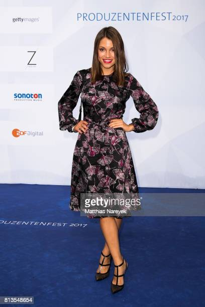 Anna Julia Kapfelsperger attends the Summer Party of the German Producers Alliance on July 12 2017 in Berlin Germany