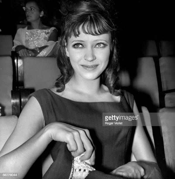 Anna Karina Danish actress RV807505