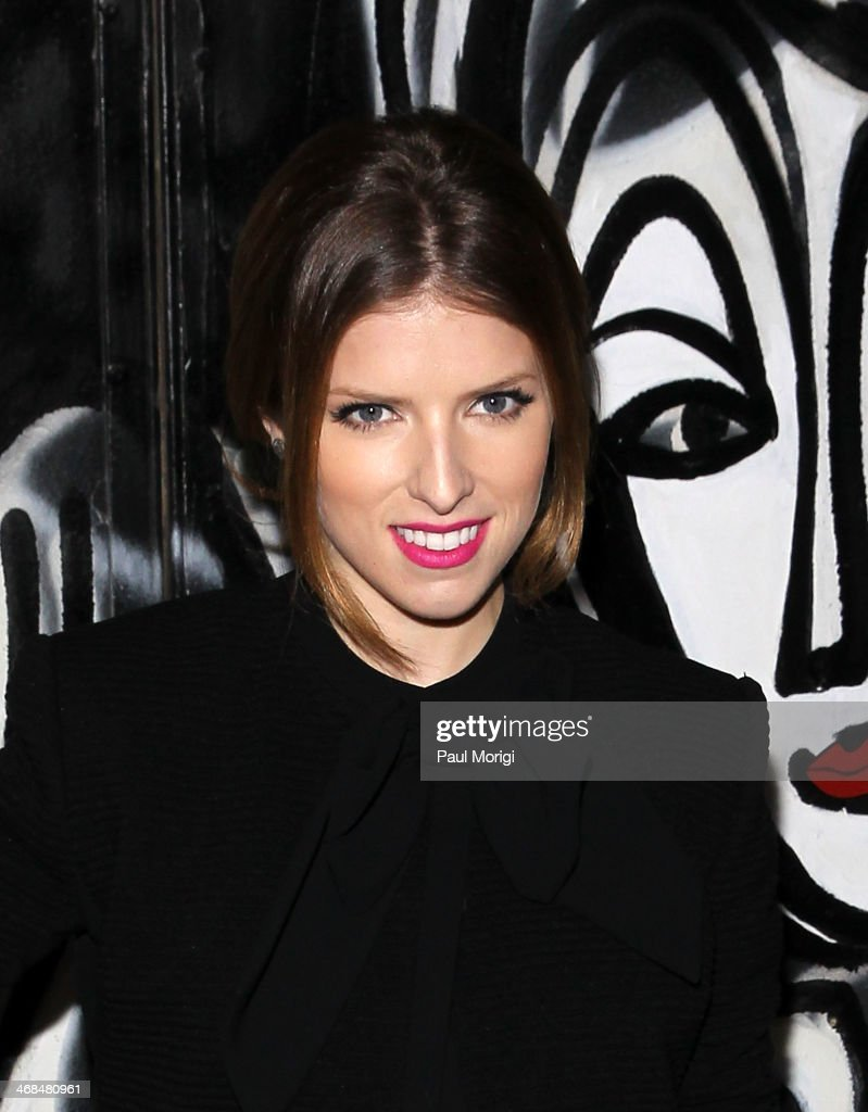 <a gi-track='captionPersonalityLinkClicked' href=/galleries/search?phrase=Anna+Kendrick&family=editorial&specificpeople=3244893 ng-click='$event.stopPropagation()'>Anna Kendrick</a> arrives at the Alice + Olivia presentation during Mercedes-Benz Fashion Week Fall 2014 at The McKittrick Hotel on February 10, 2014 of New York City.