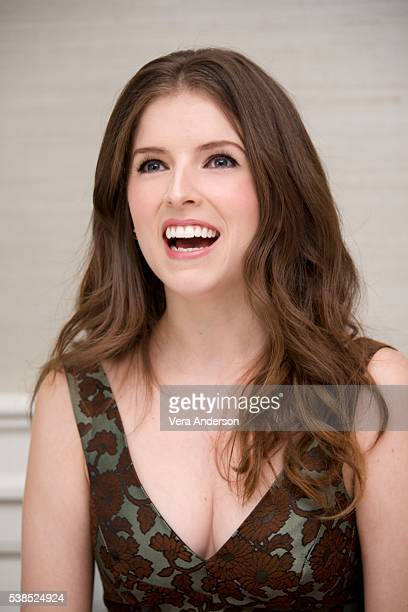 Anna Kendrick at the 'Mike and Dave Need Wedding Dates' Press Conference at the London Hotel on June 6 2016 in West Hollywood California
