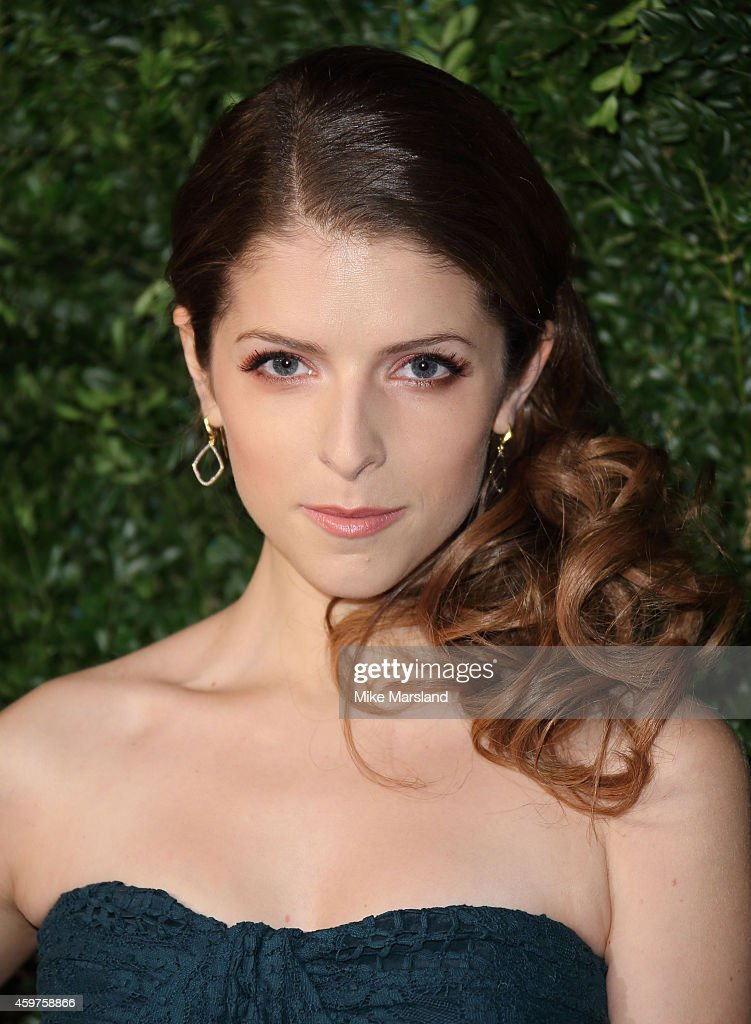 Anna Kendrick attends the 60th London Evening Standard Theatre Awards at London Palladium on November 30, 2014 in London, England.
