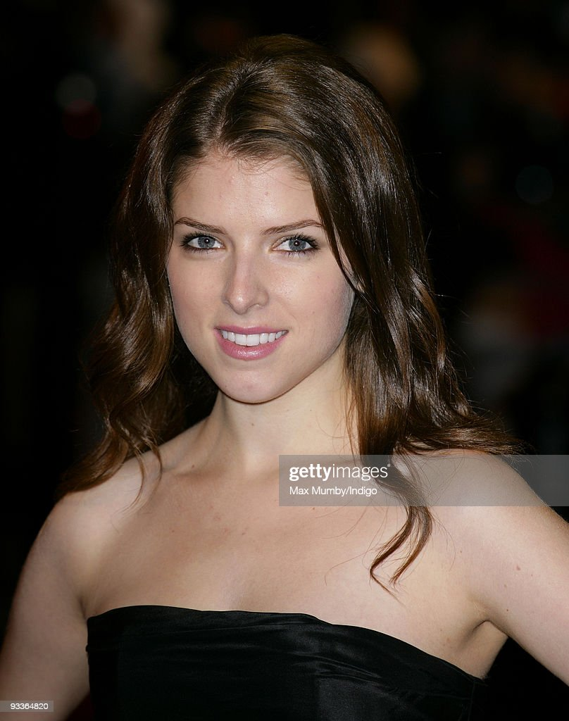 Anna Kendrick attends the Charity Royal Film Performance of 'The Lovely Bones' at the Odeon Cinema Leicester Square on November 24, 2009 in London, England.