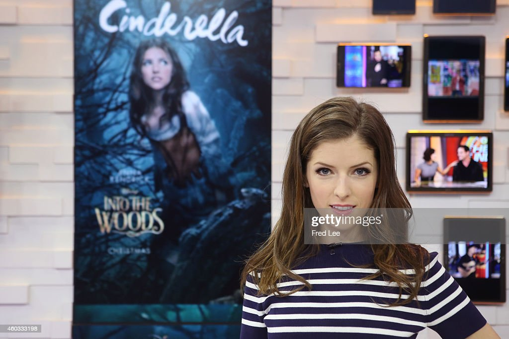 AMERICA - <a gi-track='captionPersonalityLinkClicked' href=/galleries/search?phrase=Anna+Kendrick&family=editorial&specificpeople=3244893 ng-click='$event.stopPropagation()'>Anna Kendrick</a> is a guest on 'Good Morning America,' 12/9/14, airing on the ABC Television Network.
