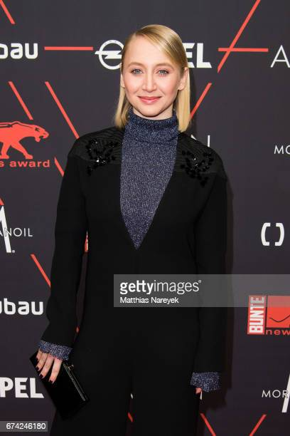 Anna Maria Muehe attends the New Faces Award Film at Haus Ungarn on April 27 2017 in Berlin Germany
