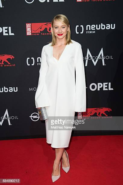 Anna Maria Muehe during the New Faces Award Film 2015 at ewerk on May 26 2016 in Berlin Germany