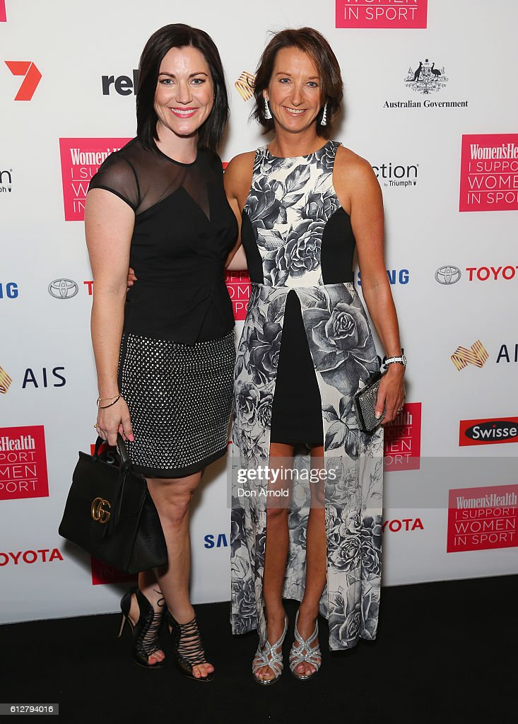 Women's Health I Support Women In Sport Awards