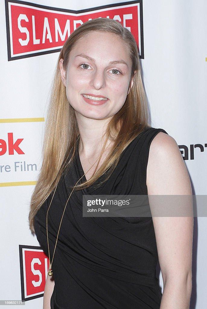 Anna Moot-Levin attend the Slamdance Film Festival at Slamdance Public House on January 20, 2013 in Park City, Utah.