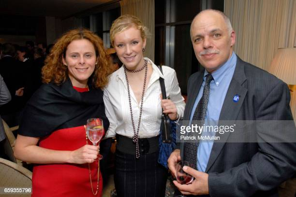 Anna Navara Kara Wylie and Bob Castillo attend Robert M Edsel's THE MONUMENTS MEN Launch at The Metropolitan Museum of Art Hosted by Thomas Campbell...