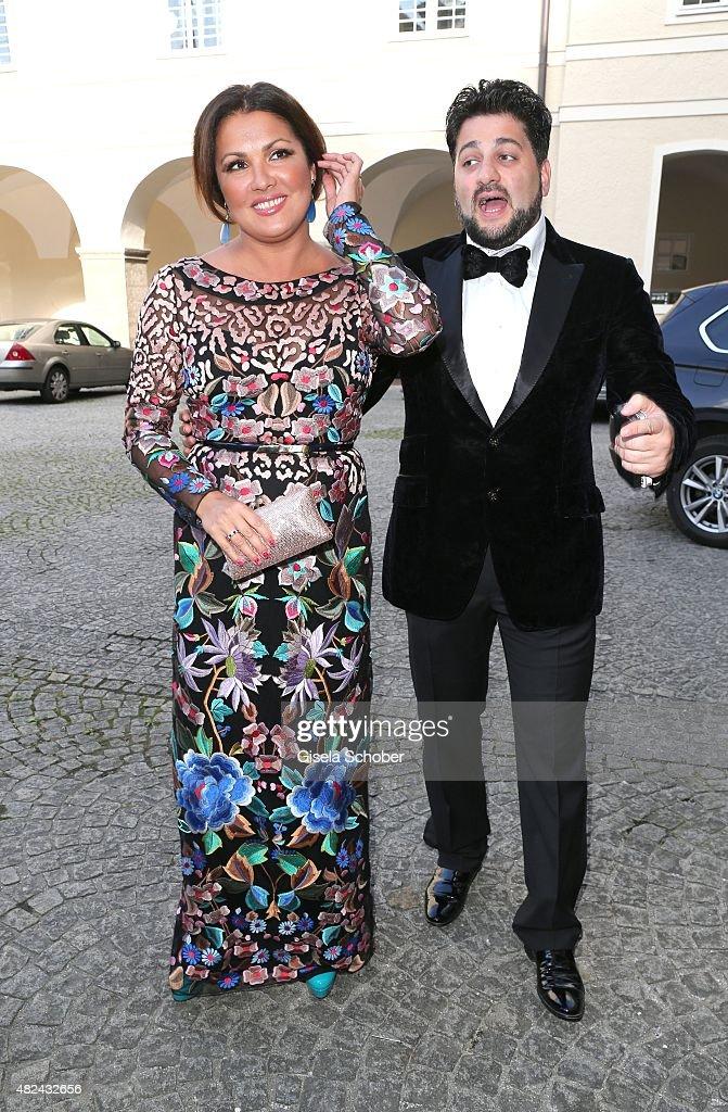Placido Domingo 40 Year Stage Anniversary Gala In Salzburg