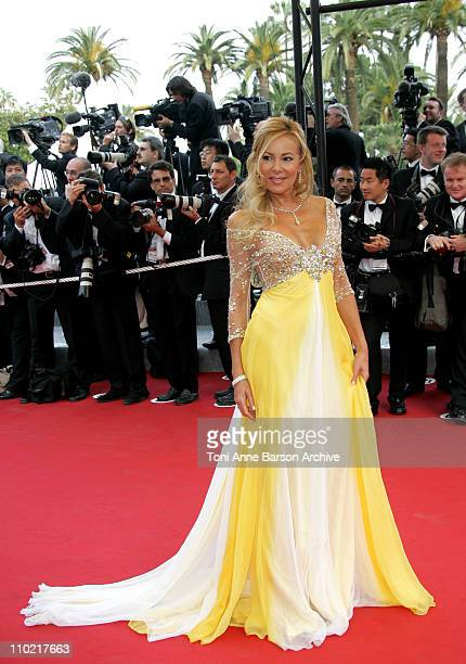 Anna Obregon during Cannes 2005 Film Festival 'Where The Truth Lies' Premiere at Palais Du Festival in Cannes France