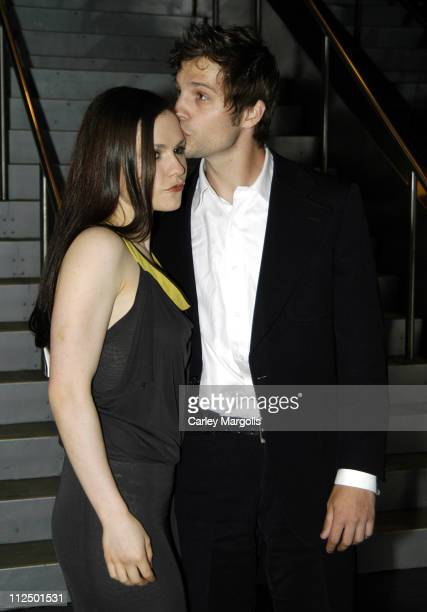 Anna Paquin and Logan MarshallGreen during 20th Annual Lucille Lortel Awards for Outstanding Achievement OffBroadway at Dodger Stages in New York...